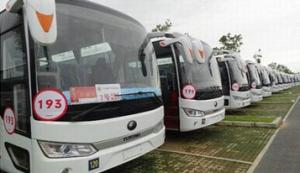 170 bus 100﹪électriques de Yutong au service des Jeux sportifs du Guangdong