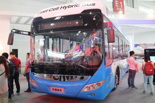 Analyse de quatre rôles des autobus Yutong en 2016
