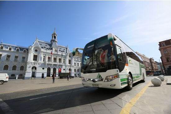 100 bus 100% électriques de Yutong seront expédiés au Chili