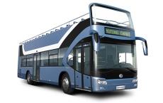 ZK6126HGB yutong bus(Autocars de tourisme,)