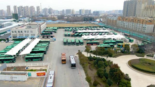 Yutong aide les transports publics à lutter contre la COVID-19