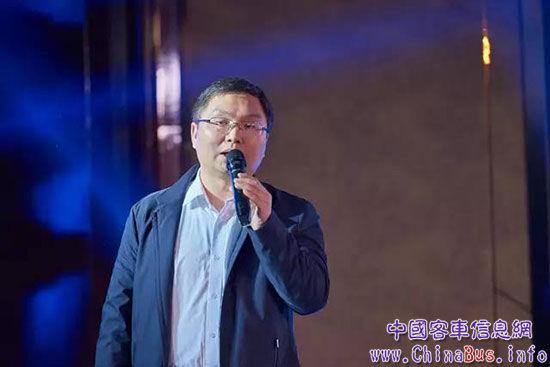 L'entreprise Yutong a organisé une conférence d'introduction des produits d' entière série des autobus de nouvelles énergies