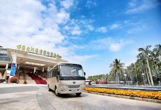 Yutong sert le Forum de Boao pour lAsie