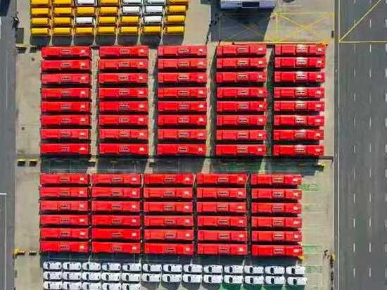 Yutong Bus va remettre 100 autobus électriques au Chili, devenant ainsi le principal fournisseur chinois dautobus en Amérique latine