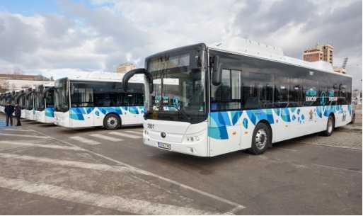Démarrage du premier lot de bus purement électriques Yutong ouvre une nouvelle ère de transport vert en Bulgarie